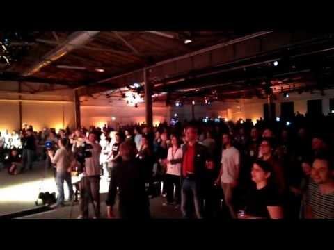 re:publica 2013 Bohemian Rhapsody zum Abschluss