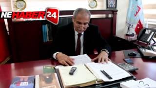 Erzincan TSO nun Yeni Başkanı Süleyman Sarak Oldu