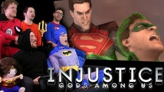 getlinkyoutube.com-Injustice: Gods Among Us is AWESOME!