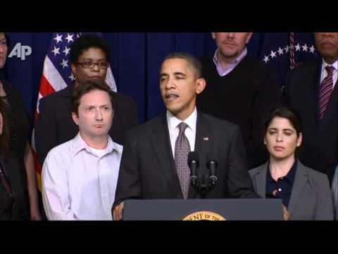 Obama: 'Enough Is Enough' on Payroll Tax Fight