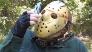 getlinkyoutube.com-Budweiser Wassup with Michael Myers, Jason Voorhees, Chucky, Ghostface, Leatherface and Freddy