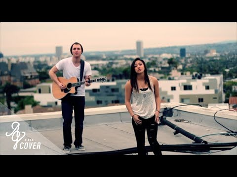Payphone - Maroon 5 (Alex G Acoustic Cover ft Jameson Bass) Official Cover Music Video