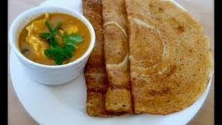 Multi-Grain Dosa ..