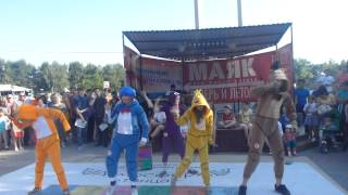 getlinkyoutube.com-Студия Howl на дне танца-Танец Аниматроников 2015