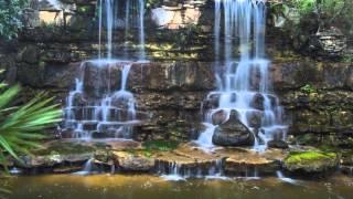 getlinkyoutube.com-Estanques y Cascadas en Diseño de Jardines. HD-3D. Arte y Jardinería Diseño de Jardines.