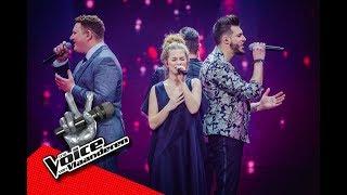 De finalisten zingen Free Fallin'   Finale   The Voice van Vlaanderen   VTM width=