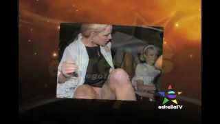 EXCLUSIVA: Maite Perroni Enseña Ropa Interior! (Estrellas Hoy)