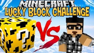 getlinkyoutube.com-LUCKY BLOCK SPOTTED VS MINECRAFT NEWS ! | LUCKY BLOCK CHALLENGE |[FR]