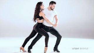getlinkyoutube.com-Daniel & Desirée Sensual Bachata Fusion