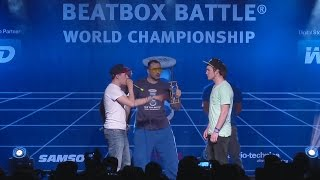 getlinkyoutube.com-Alem vs NaPoM - Final - 4th Beatbox Battle World Championship