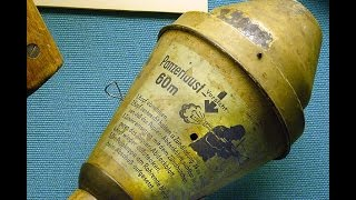 getlinkyoutube.com-Hidden treasures of World War II - Metal Detecting Panzerfaust Tank fist gun