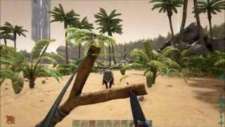 getlinkyoutube.com-Dilo Taming on Ark: Survival Evolved