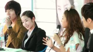 getlinkyoutube.com-[Report] 시티헌터/City Hunter Drama Shooting - 이민호, 박민영, 구하라