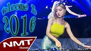 getlinkyoutube.com-DJ Soda Korea 2016 - Best Trap, Hip Hop Music Mix 2016 (Vol.1) - Welcome To 2016
