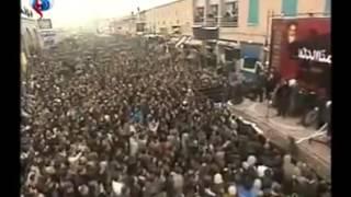 ايها النواصب التكفيرين نحن شيعة علي ابن ابي طالب ع | مظاهرة لالاف الايرانيين ضد الدواعش