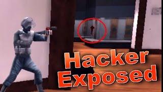 Critical Ops - Exposing a HACKER