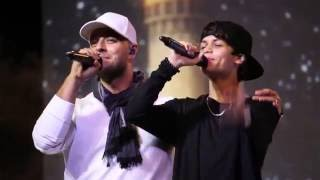 getlinkyoutube.com-Harris J & Maher Zain singing Number One For Me