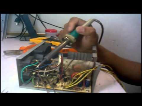 Fazendo um carregador  de Baterias De carros com fonte de PC AT ATX Passo a Passo RDN GAMES