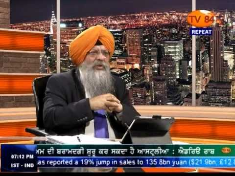SOS 7/21/2014 Part.3 Dr. Amarjit Singh on : Shameless Akali 'Bhands' of Modi's Delhi Darbar