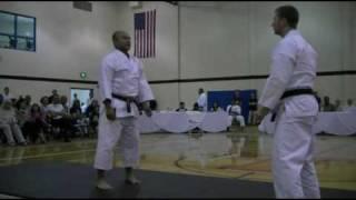Ohshima Shotokan Karata Nagewaza Demonstration 2009 Nisei Week Tournament