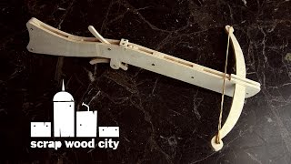 getlinkyoutube.com-DIY plywood crossbow