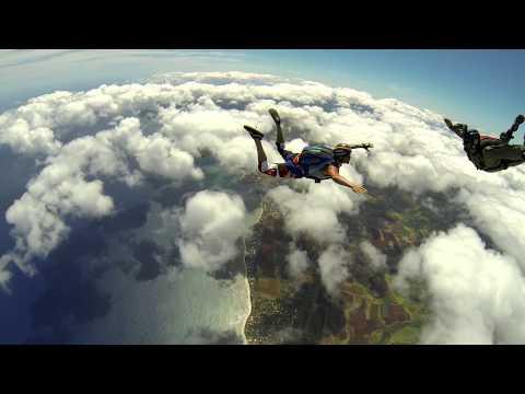 Skydiving July 2014 - Skydiving in Paradise
