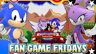 getlinkyoutube.com-Fan Game Fridays - Mobius Evolution