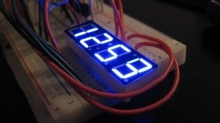 getlinkyoutube.com-7 Segment Display Multiplexing Arduino with CODE