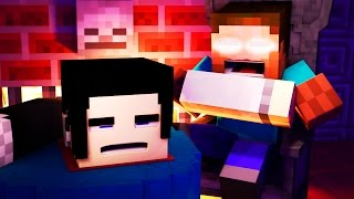 getlinkyoutube.com-HE'S BACK! | Minecraft Herobrine's Mansion Remastered (Minecraft Roleplay)