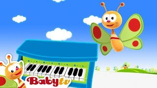 getlinkyoutube.com-Flip and Flash & First Words – Musical Instruments (Full Episode HD) | BabyTV