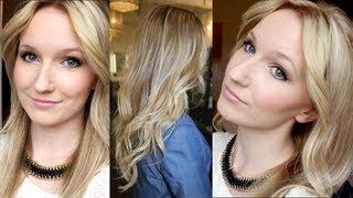 getlinkyoutube.com-NEUE Haarfarbe! Mit Vorher/Nachher Bildern