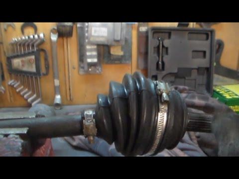 Замена пыльников-ШРУС-Опель(Opel Kadett)