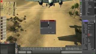 getlinkyoutube.com-Men of War Assault Squad GEM Editor Tutorial: How to make paratroopers