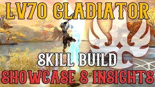 getlinkyoutube.com-Dragon Nest - Lv70 Gladiator Skill Build, Gear, Showcase & Insights ~!