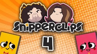 Snipperclips: Jumpin' Fish - PART 4 - Game Grumps