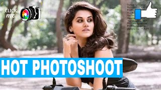 Tapsee Pannu : The Hottest Woman in Bollywood | Exclusive Photoshoot | Tapsee Pannu Hot Photoshoot