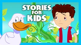 getlinkyoutube.com-Best Story Collection For Kids | Moral Story Compilation By Kids Hut | T Series Kids Hut