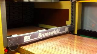 getlinkyoutube.com-Some shots on a Brunswick GS-X (lego)