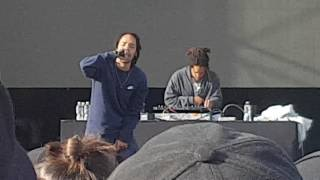getlinkyoutube.com-Earl Sweatshirt Performs THREE BRAND NEW UNRELEASED Songs at One Love Music Festival