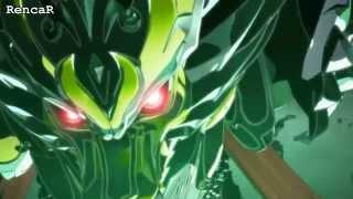 getlinkyoutube.com-Garo: Honoo no Kokuin 「HD」「AMV」 - Leon vs Mendoza - Painkiller ♫