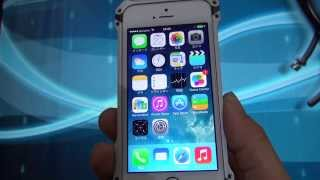getlinkyoutube.com-iphone5S ios7完全脱獄キタ━(゚∀゚)━!