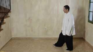 getlinkyoutube.com-Introduccion al Tai Chi: Andar hacia delante Por Jorge Beltrán