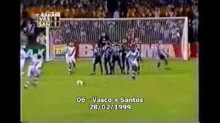 getlinkyoutube.com-JUNINHO PERNAMBUCANO - 75 Free Kicks - 1994.2012 •
