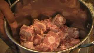 "getlinkyoutube.com-How to cook Ox Tails ""Right"" the first time..."