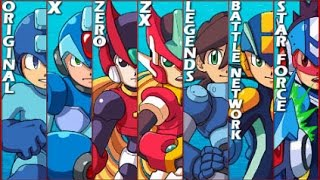 getlinkyoutube.com-All Megaman commercial - ROCKMAN ロックマン CM集