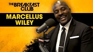 Marcellus Wiley On NFL Career To Fox Sports, Growing Up In South Central LA, His New Book + More width=