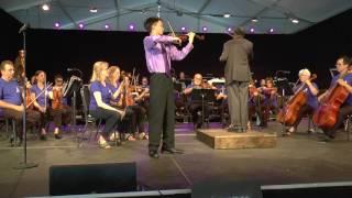 Tchaikovsky Scherzo, Bear Valley Music Festival Orchestra - Joseph Wong