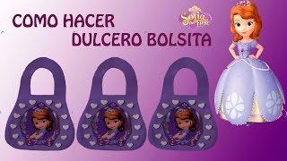 getlinkyoutube.com-DULCERO DE PRINCESA SOFIA  / DULCEROS INFANTILES SOFIA THE FIRST