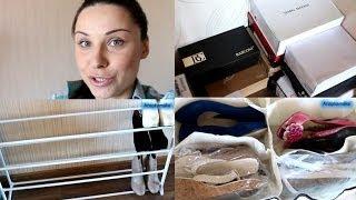 getlinkyoutube.com-Организация и хранение вещей,обуви!Где и как я все храню?!)