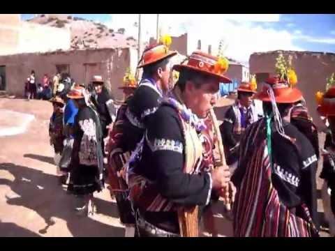 Carnaval Bolivia Potosi Yawila